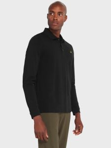 Lyle & Scott LS Polo Shirt - Jet Black