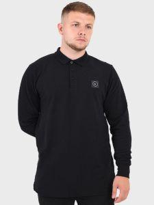 Marshall Artist Siren Polo Shirt - Black