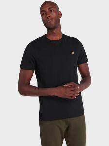 Lyle & Scott Plain T-Shirt - Jet Black