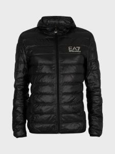 EA7 Emporio Armani Core Down Jacket - Black
