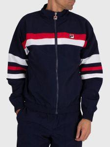 Fila Tyrell Colour Block Track Jacket - Navy