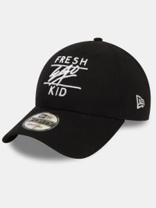 Fresh Ego Kid New Era Trucker Cap - Black