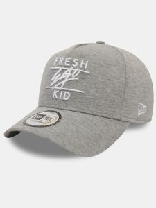 Fresh Ego Kid New Era Trucker Cap - Grey