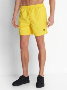 Lyle & Scott Plain Swim Short - Buttercup Yellow