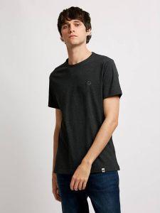 Pretty Green Mens Core Cotton T-Shirt - Grey