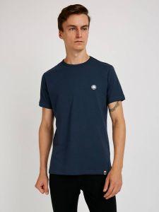 Pretty Green Mens Core Cotton T-Shirt - Navy