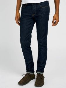 Pretty Green Skinny Fit Jeans - Rinse Wash