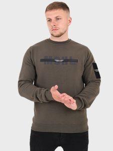 Marshall Artist Raptor Crew Neck Sweatshirt - Khaki