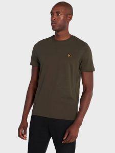 Lyle & Scott Plain T-Shirt - Trek Green