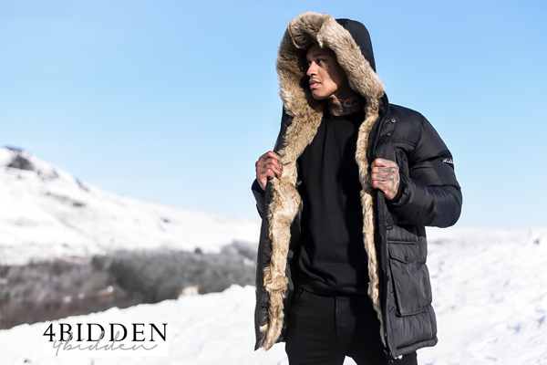 4BIDDEN AW19 Coats & Jackets Have Landed!