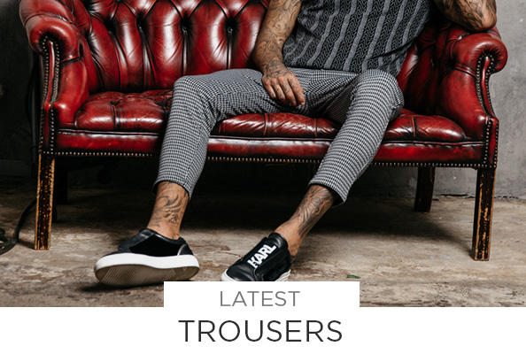 Latest Trousers